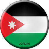 Jordan Country Novelty Metal Circular Sign