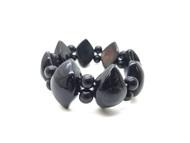Onyx Eye Bracelet