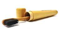 Bamboo Charcoal Ion Toothbrush and Travel Tube