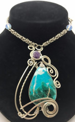 PERUVIAN TURQUOISE MASTER PIECE