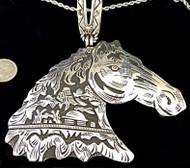GRAND SILVER HORSE