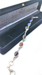Teardrop Chakra Bracelet