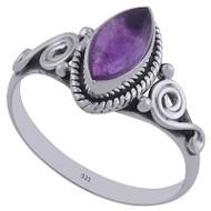 Royal Amethyst Ring