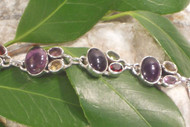 Amethyst Treasure Trove Smart Bracelet