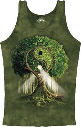 Infused TREE Tank Top