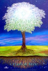 TreeArt - Crystal Tree