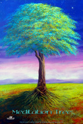 TreeArt - Meditation Tree