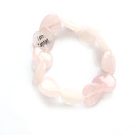 Comfort Heart Shaped 'Comfort' Bracelet