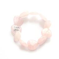 Joy Heart Shaped 'Comfort' Bracelet