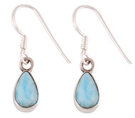 Larimar Petite Dangle All-In-One Earrings