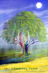 TreeArt- Chakra Tree