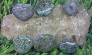 Truth from the Heart - Rare Blue-Green Kyanite