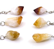Citrine Key Chain
