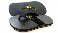 3for1 Real Earth Vibrational Therapy Flip Flops