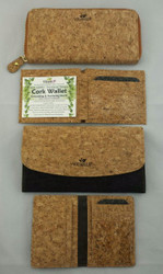 Boo-boo CORK WALLETS - Vibrational Therapy