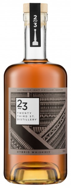 23rd Street Distillery Hybrid Whisk(e)y
