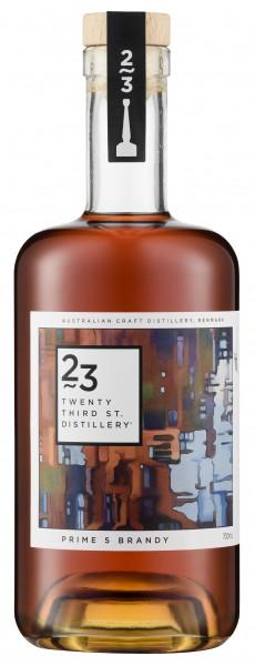 23rd Street Distillery Prime 5 Brandy