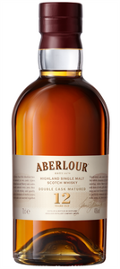 Aberlour 12 Year Old Double Cask Scotch Whisky 700ml
