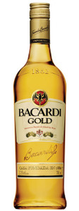 Bacardi Oro Gold Rum 700ml