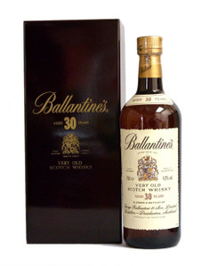 Ballantines 30 Year Old Whisky 700ml