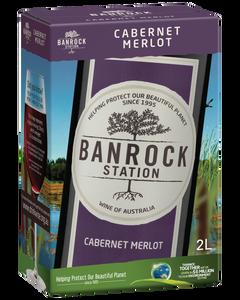 Banrock Station Cabernet Merlot 2lt Cask
