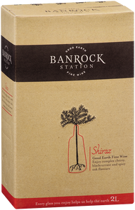 Banrock Station Shiraz 2lt Cask