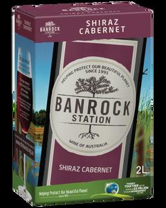 Banrock Station Shiraz Cabernet 2lt Cask