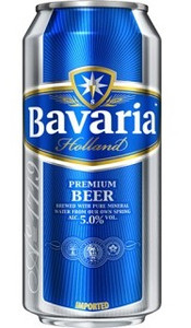 Bavaria Premium Beer 24 x 500ml Cans
