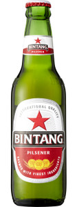 Bintang Beer 24 x 330ml Bottles