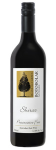Botobolar Preservative Free Shiraz 750ml
