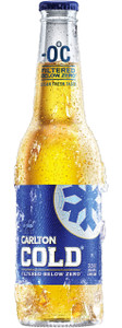 Carlton Cold 3.5% 355ml Stubbies