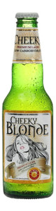 Cheeky Blonde Lager 24 x 330ml Bottles