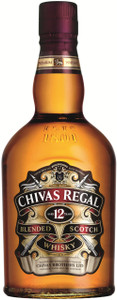 Chivas Regal 12 Year Old Scotch 700ml