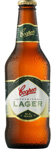 Coopers Premium Lager 24 x 375ml Bottles