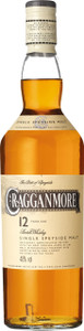 Cragganmore 12 Year Old Malt Whisky 700ml