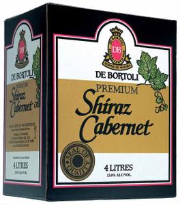 De Bortolis Premium Shiraz Cabernet 4lt Cask