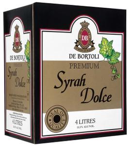 De Bortolis Premium Syrah Dolce 4lt Cask
