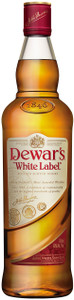 Dewars White Label Scotch 700ml