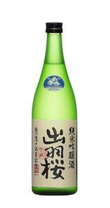 Dewazakura Dewasansan Junmai Ginjo Sake 720ml