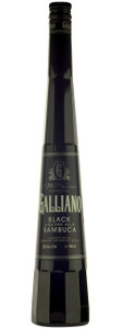 Galliano Black Sambucca 700ml