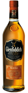 Glenfiddich Rich Oak 14 Year Old Malt Whisky 700ml