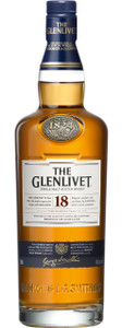 Glenlivet 18 Year Old Scotch Whisky 700ml