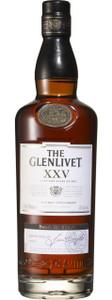 Glenlivet XXV 25 Year Old Single Malt Scotch Whisky 700ml