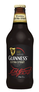 Guinness Extra Stout 24 x 330ml Bottles