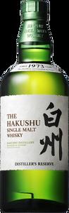 Hakushu Distiller's Reserve Japanese Whisky 700ml