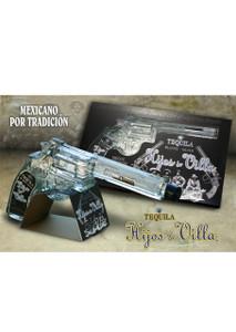 Hijos De Villa Silver Tequila 200ml in a Revolver Pistol Bottle