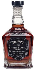 Jack Daniels Single Barrel Bourbon 700ml