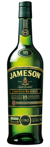 Jameson Limited Reserve 18 Year Old Irish Whiskey 700ml