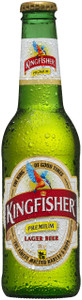Kingfisher Lager 24 x 330ml Bottles