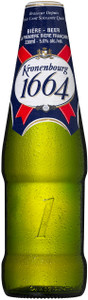 Kronenbourg 1664 24 x 330ml Bottles